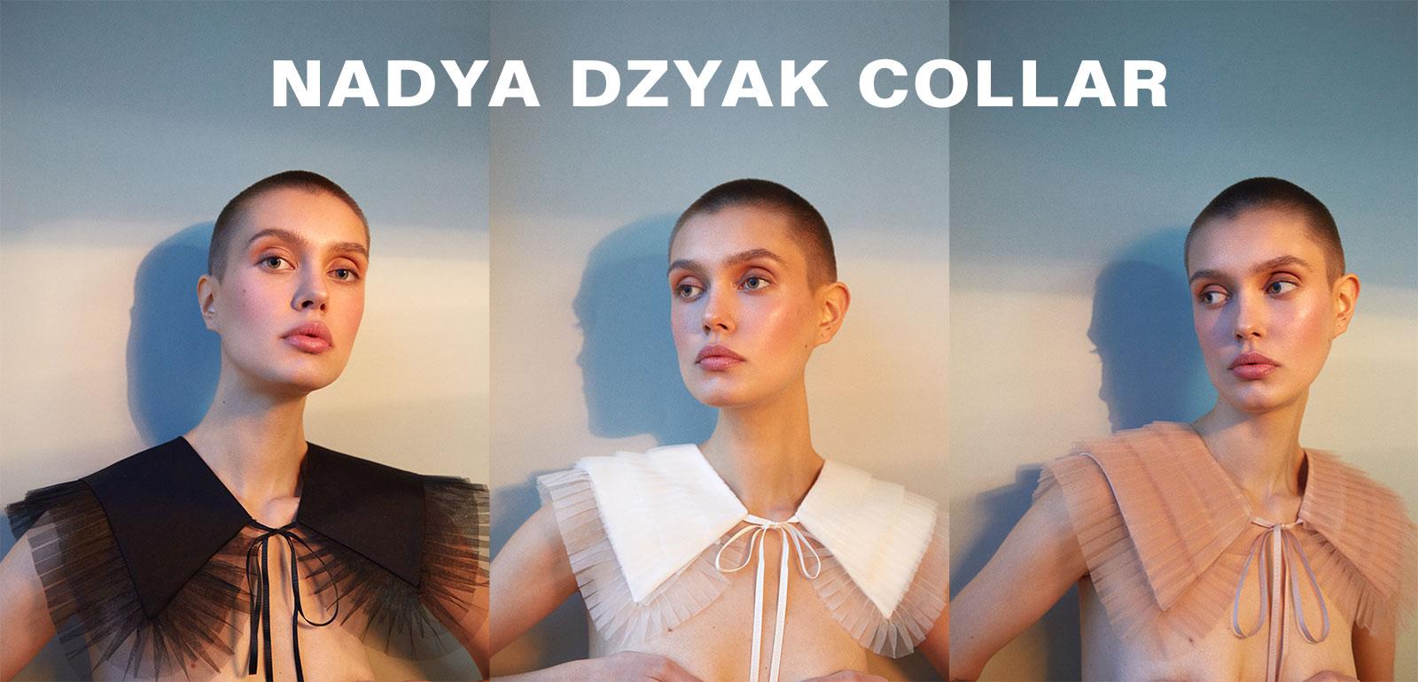 Nadya Dzyak Collar
